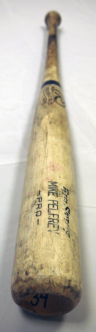 Mike Palfrey Player Used Baseball Bat - PSA DNA