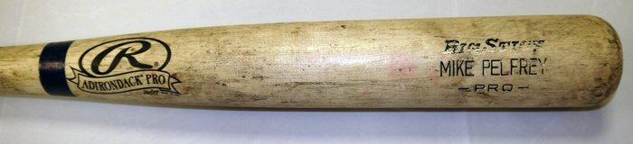 Mike Palfrey Player Used Baseball Bat - PSA DNA - 3