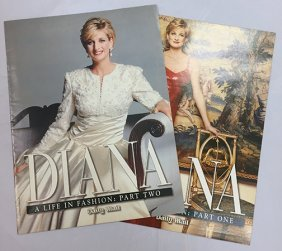 Diana 'a Life In Fashion' Part 1 & 2