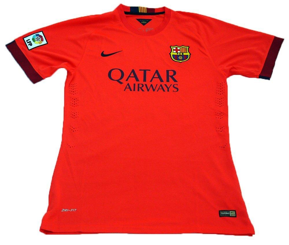 Neymar Jr Nike Barcelona Jersey - Signed PSA/DNA