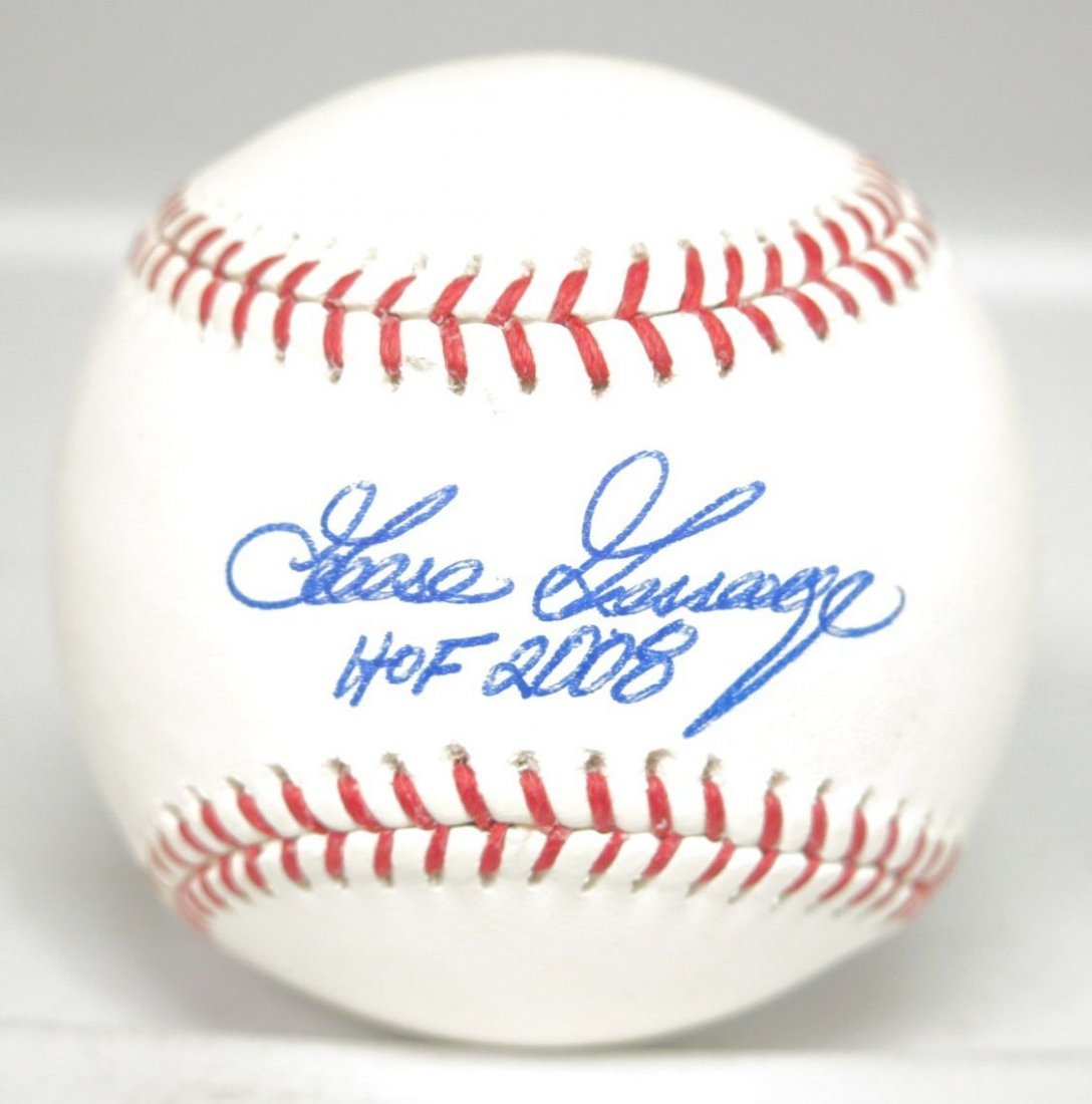 "Goose Gossage "" HOF 2008 "" Signed Baseball AUTO"