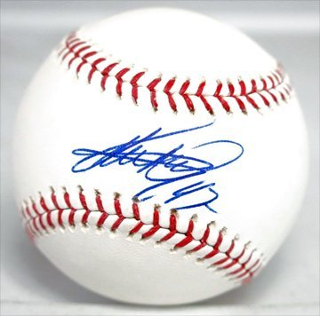 Signed Yankees Ivan Nova Baseball AUTO PSA/DNA
