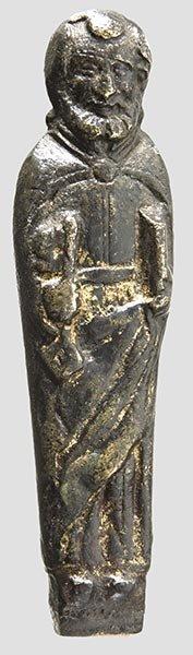 2020: A Gothic miniature bronze