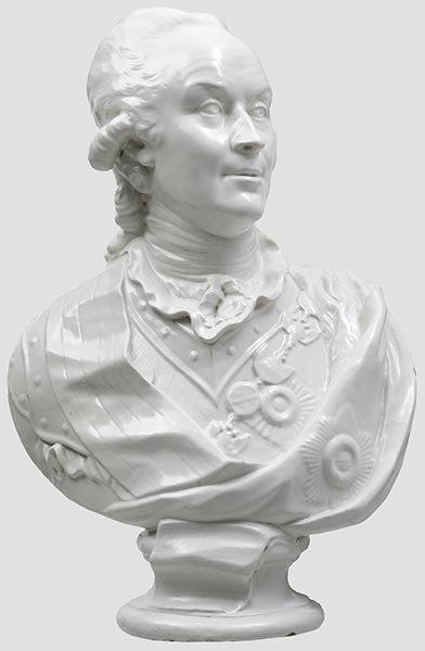 2332: Stanislaw Poniatowski, King of Poland (1732 - 179
