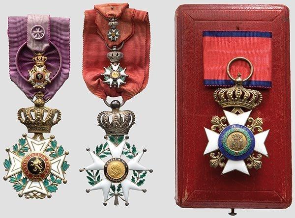 5006: Königreich beider Sizilien - Orden Franz I.