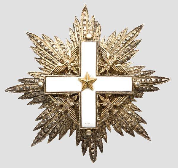 5007: Italien - Verdienstorden der Republik,