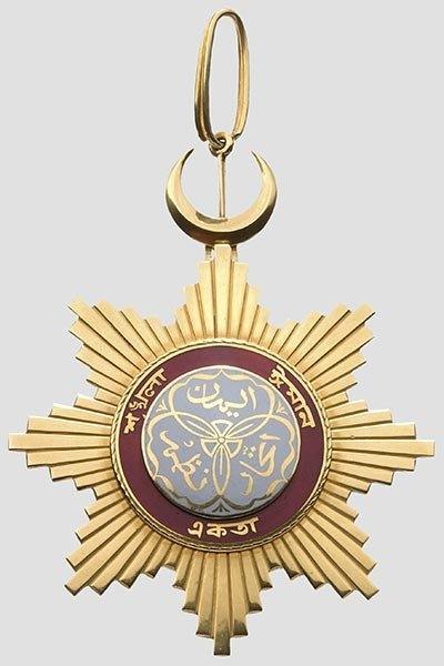 5011: Pakistan - Orden Quaid-I-Azam,