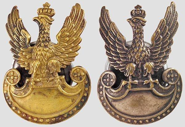 5014: Polen - sechs Auszeichnungen/Abzeichen.