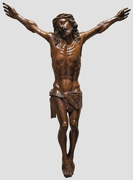 2019: A French Jesus' corpus
