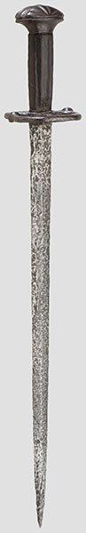 """2233: A Landsknecht """"Katzbalger"""" sword"""