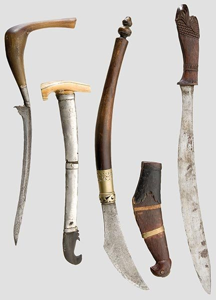 3968: Drei Messer,