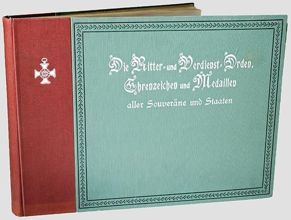5001: Die Ritter- und Verdienst-Orden, Ehrenzeichen und