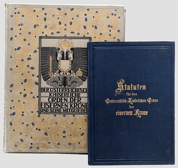 5003: Der Österreichisch-kaiserliche Orden der Eisernen