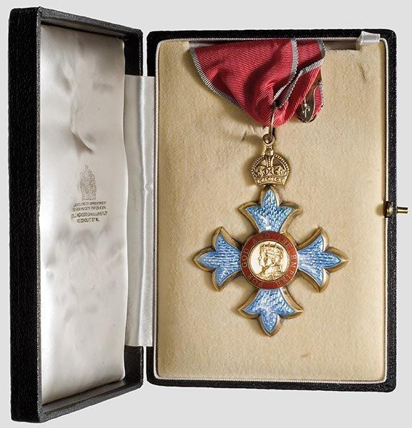 5011: Großbritannien - Order of the British Empire,