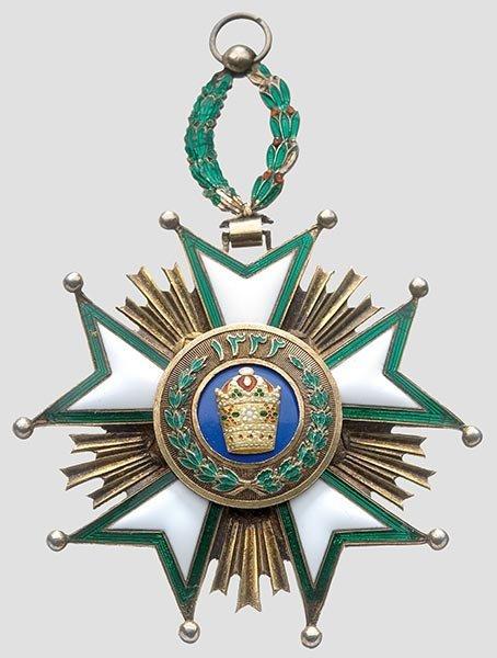 5013: Iran - Orden der Persischen Krone