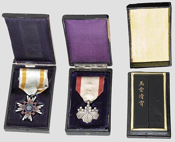5015: Japan - zwei Auszeichnungen.