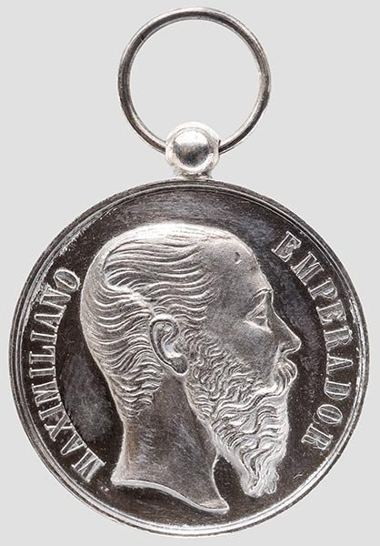 5019: Mexiko - Militärverdienstmedaille,