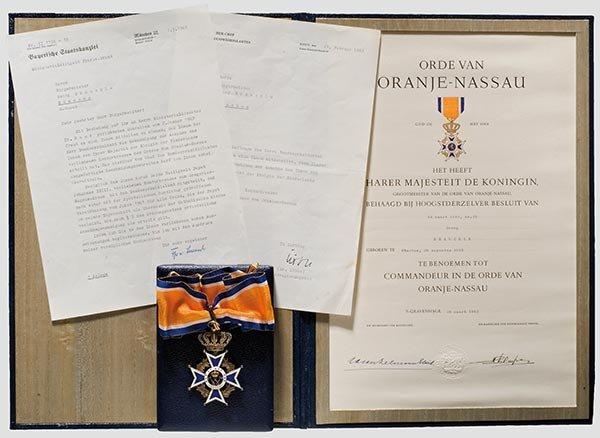5020: Niederlande - Orden von Oranje-Nassau,