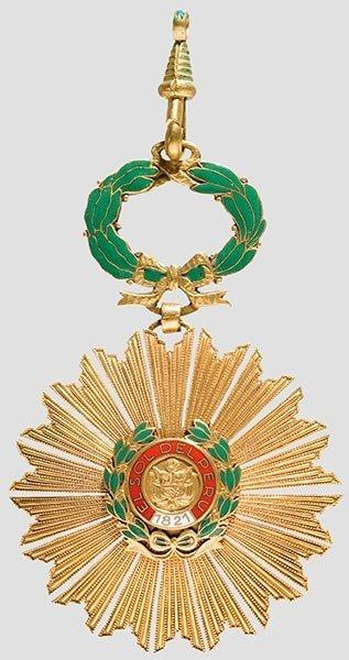 5022: Peru - Orden der Sonne von Peru,
