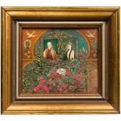 Emperor Franz Josef I and Empress Elisabeth - portraits