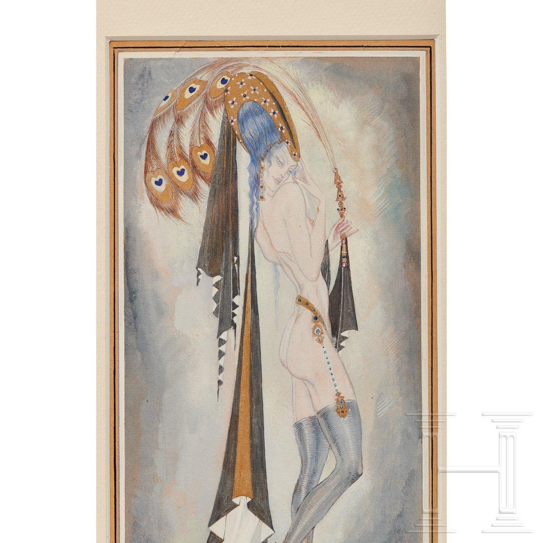 Paul Mak (St. Petersburg 1891 – 1967 Brussels) - nude