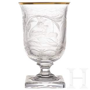 Hermann Göring – a goblet from a hunter's table