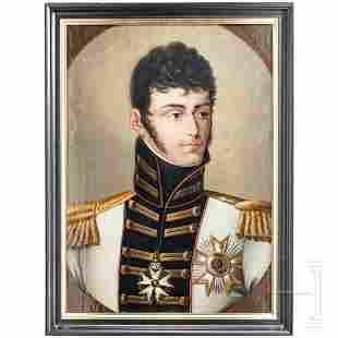 Jérôme Bonaparte (1784 - 1860) – a contemporary