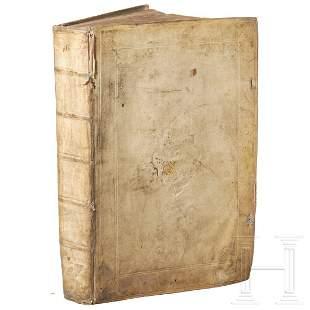 "Johannes Sleidanus, German Edition of the ""..Famouse"
