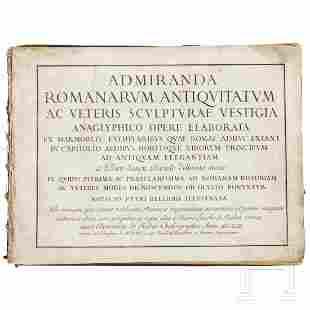"""""""Admiranda romanarum antiquitatum"""", a compilation of"""