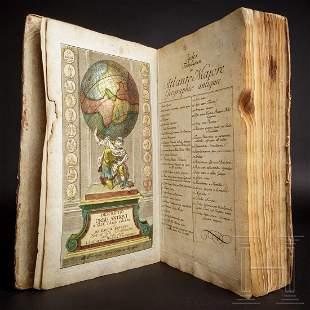 """Descriptio Orbis Antiqui in XLIV. Tabulis"" by David"