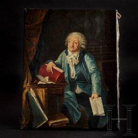 A portrait of Honoré Gabriel de Riqueti, Marquis de