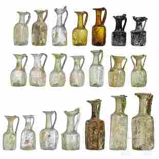 Collection 21 Late Roman and Early Byzantine Glass