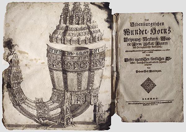 17: Des Oldenburgischen Wunder=Horns Ursprung/Herkunft/
