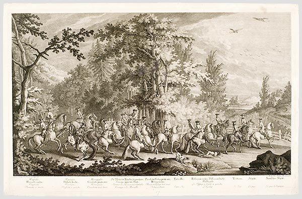 47: Johann Elias Ridinger,