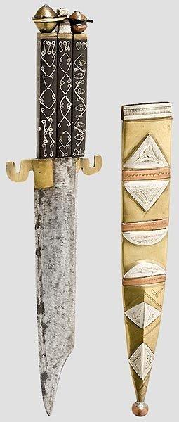 1219: Dreiteiliges Messerset