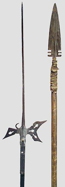 1824: Helmbarte,