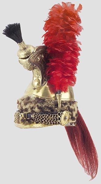 4019: Frankreich - Helm M 1845