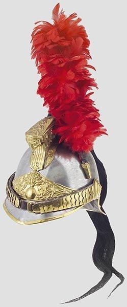 4020: Helm M 1874 für Offiziere