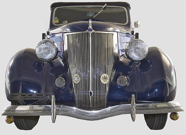 7000: Ford Typ 48 Club Cabriolet, USA.