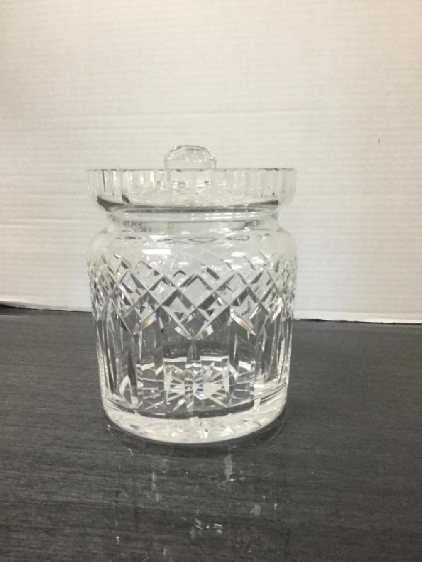 Waterford  Lismore Crystal Candy Jar with Lid