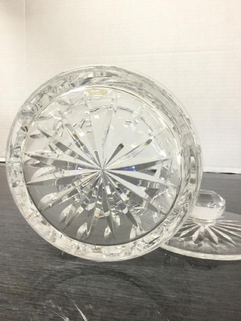 Waterford  Lismore Crystal Candy Jar with Lid - 2
