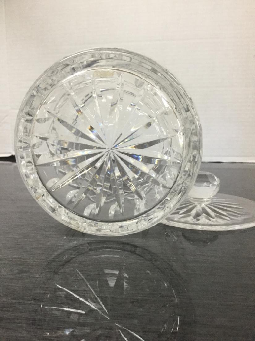 Waterford  Lismore Crystal Candy Jar with Lid - 3