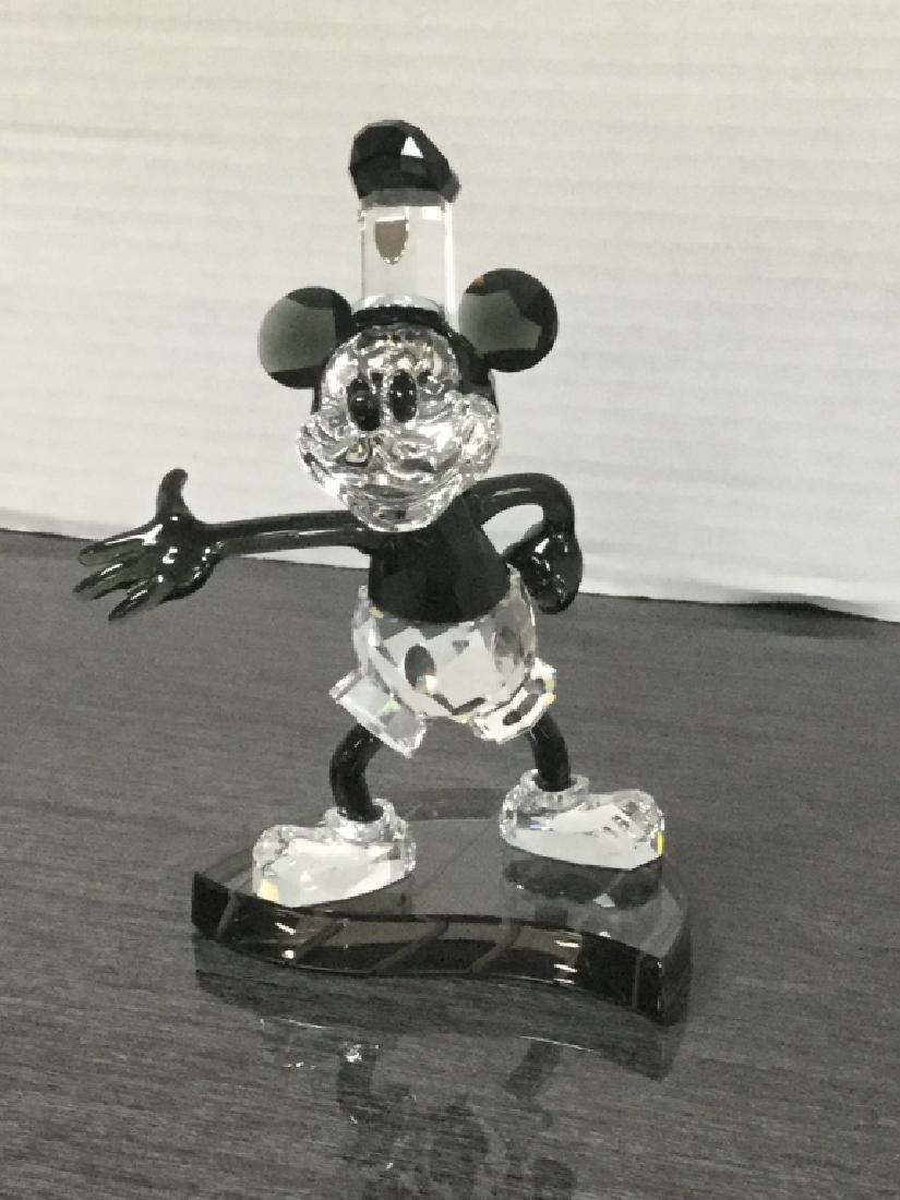 Swarovski Collectible Disney Mickey and Minnie Mouse - 2