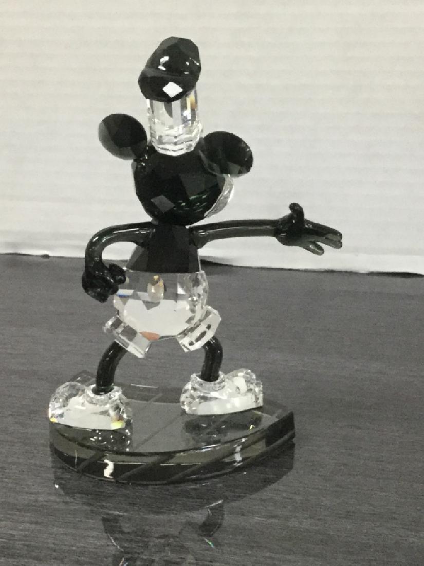 Swarovski Collectible Disney Mickey and Minnie Mouse - 4