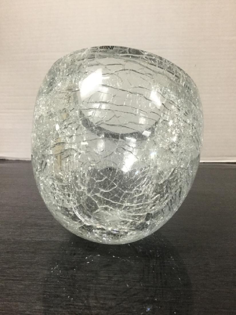Murano Italian Alfredo Barbini Sculptural Bowl - 3
