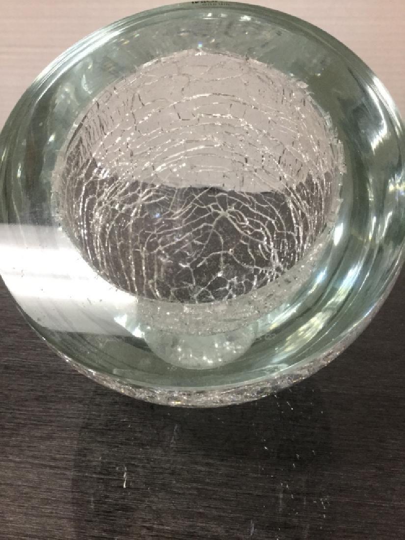 Murano Italian Alfredo Barbini Sculptural Bowl - 6