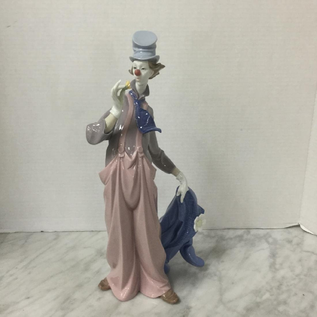 """Lladro """" A Mile of Style"""" Retired  #6507"""