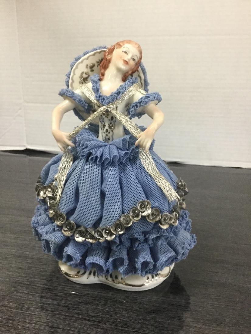 Dresden Princess Sonya Figurine