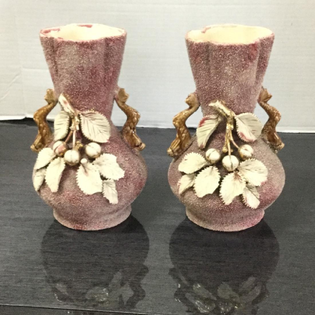 Pair of Antique Amphora Vases circa 1890