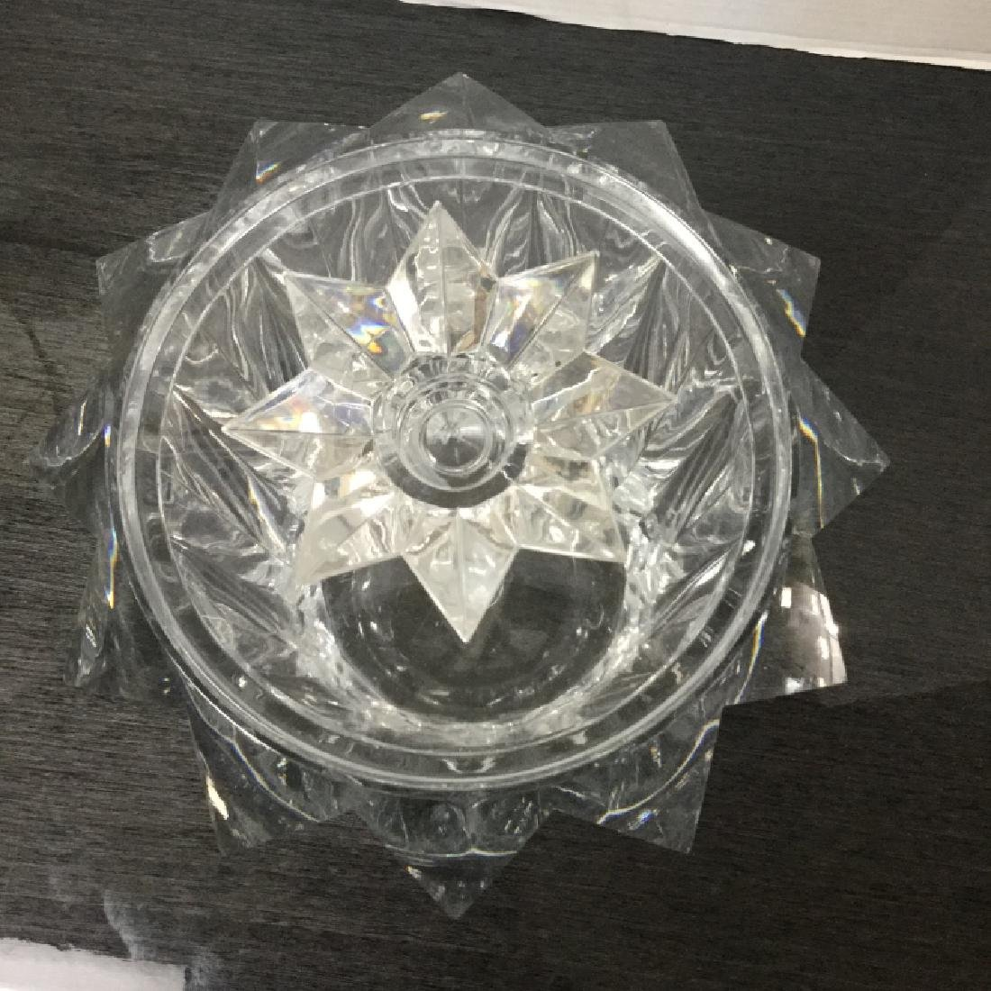 Judith Kruger Lucite Ice Bucket - 5